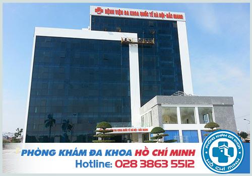 Top 10 Phòng khám nam khoa ở Bắc Giang chất lượng uy tín nhất