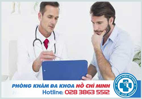 Top 10 Phòng khám Nam Khoa ở Gò Vấp có bác sĩ nam khoa giỏi