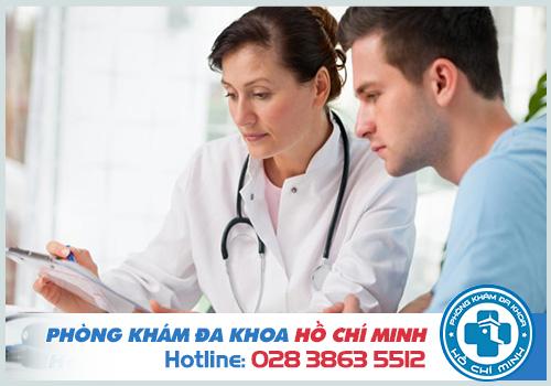 Top 10 Phòng khám nam khoa quận Tân Phú uy tín chất lượng