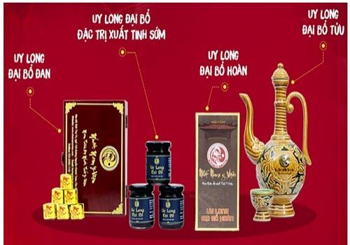 Top 10 Thuốc cường dương Việt Nam sản xuất tốt nhất