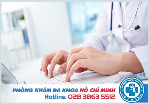 Khi nào thì liên hệ Trung tâm tư vấn bệnh xã hội online với bác sĩ chuyên khoa