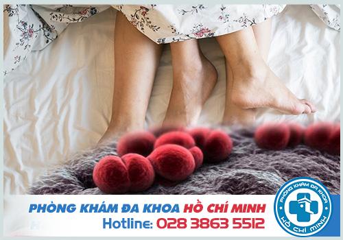 Tư vấn bệnh lậu online miễn phí qua điện thoại 24 giờ
