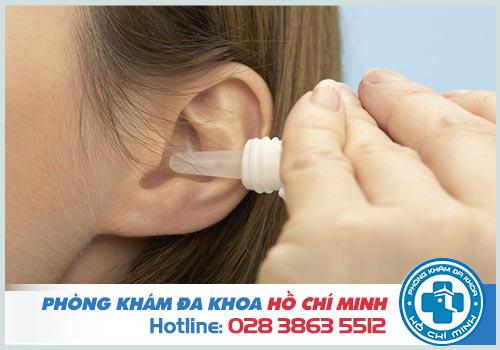 Viêm tai giữa uống thuốc gì chữa trị hiệu quả Dứt Điểm